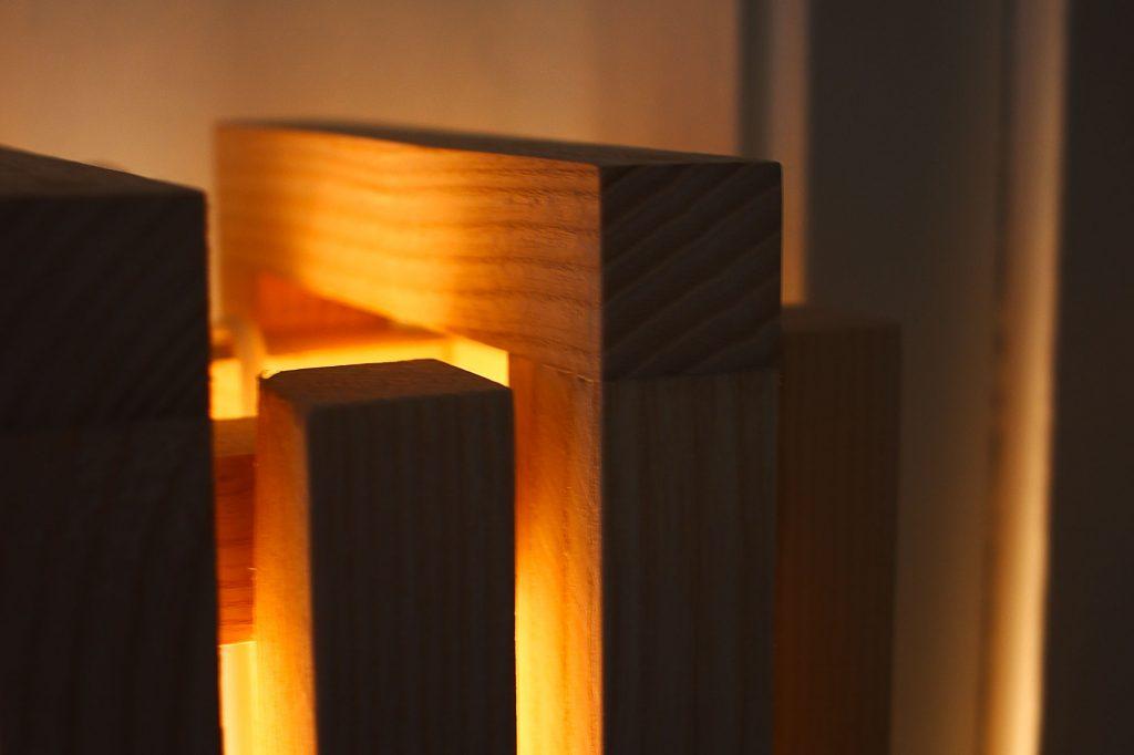lampe étable